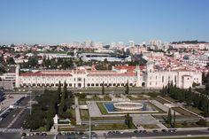 Mosteiro dos Jerônimos - Belém, Lisboa #portugal #dicasdeportugal