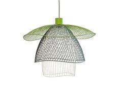 Pendant lamp PAPILLON PM by Forestier design Élise Fouin