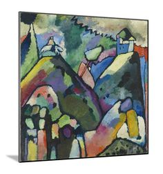 Library Resource Finder: Location & Availability for: Wassily Kandinsky : masterpieces of art Art Kandinsky, Karl Schmidt Rottluff, Oil On Canvas, Canvas Art, Franz Marc, Oil Painting Reproductions, Art Moderne, Exhibition Poster, Art Abstrait