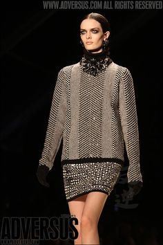 Roberto Cavalli Women's Fashion Show Fall Winter 2013 2014