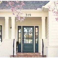 Home Decoration For Birthday Party Door Design, Exterior Design, Interior And Exterior, House Design, House Front Door, House Doors, House Entrance, Exterior Doors, Entry Doors