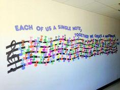 25 Wonderful Ways To Make School Hallways Positive and Inspiring