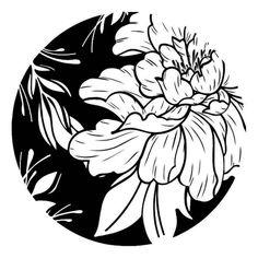 Night Bloom Tattoo - Semi-Permanent Tattoos by inkbox™ Bloom Tattoo, Create Your Own Tattoo, Tattoo Signs, Semi Permanent Tattoo, Tattoo Outline, Tattoo Stencils, Dragon Tattoo Stencil, Flash Art, Lower Back Tattoos
