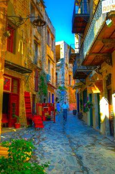 Beautiful Streets of Europe