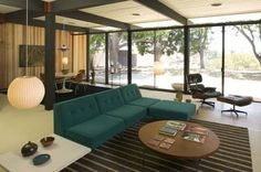 Bobertz Residence Craig Ellwood & Associates Designed 1953, Built 1955