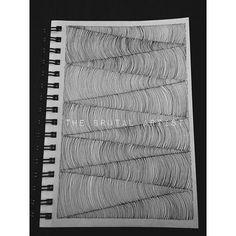 Instagram media by the_brutal_artist - 3rd and final pen control exercise #drawing #ink #unipin #illustration #bnw #blackandwhite #art #vsco #vscocam #vscophile #vscoedit #pixlr #doodling #doodles #zentangles #sketchbook