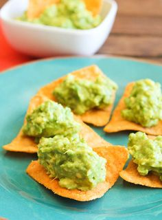 Cheater's Guacamole.  The easiest and fastest way to make guac at home.
