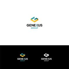Logo for Real Estate Group - Genexus Group by HUGO MAJA