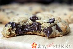 Peanut Butter Chocolate Chip Cookies - THE BEST