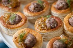 How to make vol-au-vents
