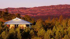 Flinders Ranges Eco Lodge (Australia): Rawnsley Park Station