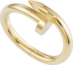 Juste un Clou bracelet Yellow gold