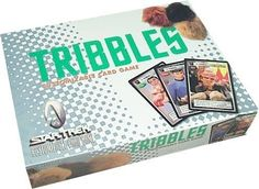 Star Trek Tribbles Customizable Card Game @ niftywarehouse.com #NiftyWarehouse #StarTrek #Trekkie #Geek #Nerd #Products