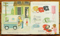 a phone *lady!*  pretty progressive for 1968! ;-)