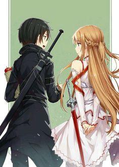 Kirito & Asuna ♥㊙