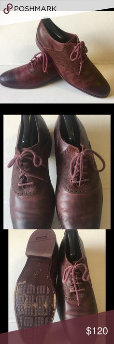 Cole Haan Nike air burgundy red shoes sz 12 Cole Haan Nike air burgundy red shoes sz 12..in pre owned in excellent condition  , Cole Haan Shoes Loafers & Slip-Ons