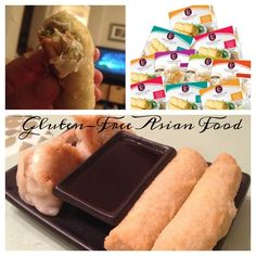 Gluten-Free Egg Rolls & Potstickers!!  25 Days of Gluten-Free Giveaways™ #19 Feel Good Foods is giving away TONS of these tasty foods!