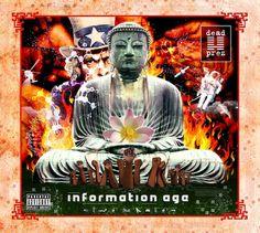 Dead Prez Information Age Album Cover