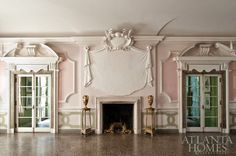 The Glam Pad: The Pink Castle of Atlanta