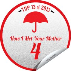 Top TV Moment #4: How I Met Your Mother: Meeting the Mother
