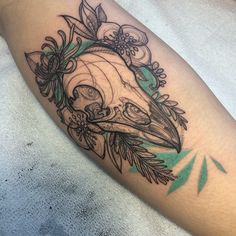 Nomi Chi: Vancouver  I want this person to do my bear/trees/moon tattoo. Their style is so beautiful!