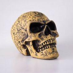 Décoration Omega Skull
