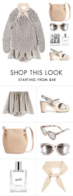 """""""N°215"""" by yellowgrapes ❤ liked on Polyvore featuring Quay, philosophy and Chloé"""