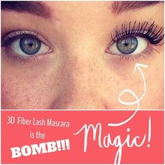 This picture sums Younique Fiber Lashes up perfectly! 3d Mascara, 3d Fiber Lashes, 3d Fiber Lash Mascara, Mascara Tips, Best Mascara, Mascara Younique, Cosmetic World, Remove Makeup From Clothes, Big Lashes