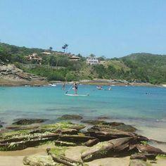 Praia da Ferradurinha / Buzios