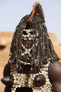 Africa | Masked Dancer, Mali | ©jamo01, via National Geographic Community
