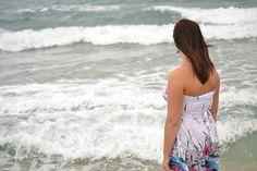 Sarti beach by on DeviantArt Deviantart, Gallery, Beach, People, Tops, Women, Fashion, Moda, Roof Rack