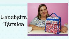 Ruth Emídio shared a video Patchwork Tutorial, Patchwork Bags, Fabric Bags, Craft Videos, Purses And Bags, Lunch Box, Patches, Couture, Sewing Patterns