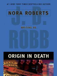 Origin In Death by J.D. Robb, http://www.amazon.com/dp/B000OIZSHS/ref=cm_sw_r_pi_dp_su3Bqb138CSSP