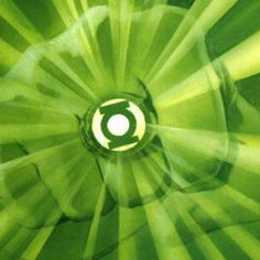 In brightest day, in blackest night,  No evil shall escape my sight  Let those who worship evil's might,  Beware my power, Green Lantern's light!!