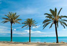 Playa de la Malagueta. Málaga
