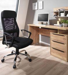 Holzschreibtisch, Eichefarben Decor, Furniture, Office, Chair, Home, Office Chair, Corner Desk, Home Decor, Desk