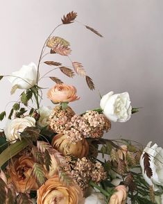 Studio Mondine Fall Flowers
