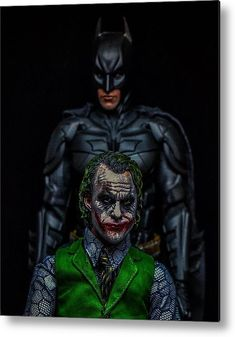Interrogation Metal Print by Jeremy Guerin. All metal prints are professionally printed, packaged, and shipped within 3 - 4 business days and delivered ready-to-hang on your wall. Heath Ledger Joker, Poster Prints, Framed Prints, Joker Art, Got Print, Dark Knight, Tag Art, Fine Art Photography, Colorful Backgrounds