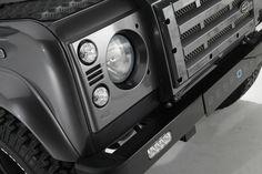 Bespoke Land Rover Defender 130 Elements Double Cab   eBay