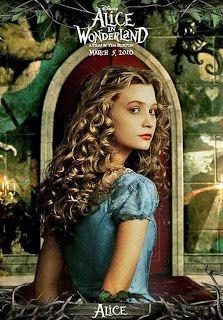Alice in Wonderland Quotes | Alice no País das Maravilhas de Tim Burtton ,é uma espécie de ...