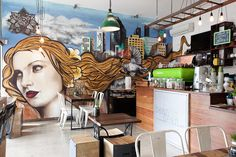 """Bean on Dean Espresso 45 Dean St Toowong - definitely qualifies for """"great"""" places."""