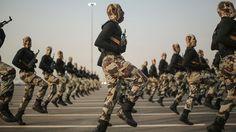 Milliardenausgaben für die Rüstung: Die geldhungrigsten Militärmächte der Welt