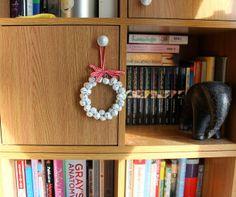 Day #18 little jungle bell wreath