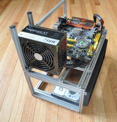 Open Frame PC Case - Αναζήτηση Google