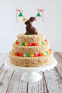 Easter Rice Krispies
