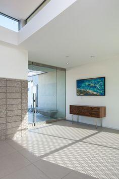House in Palm Springs,© Lance Gerber