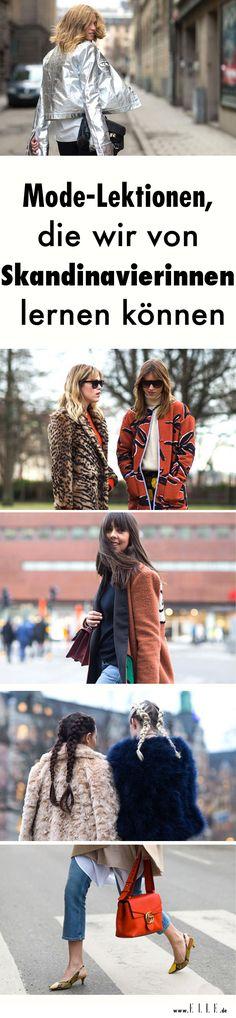 Die Stockholmer Fashion Week ist gerade vorbei. Grund genug, den Blick gen Norden zu richten, um den Look der Schwedinnen unter die Lupe zu nehmen.