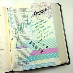 Das Ergebnis vom österlichen Journaling Treffen in Leonberg zu Psalm 40, 6 (Psalm 40,5 in der englischen Übersetzung)