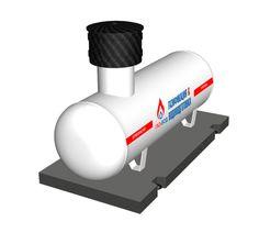 Газгольдер купить - Компания Газ-Вод в Московской области.