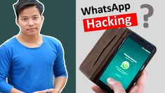 Hack Someone's WhatsApp with their Mobile Number ? WhatsApp Hacking with...